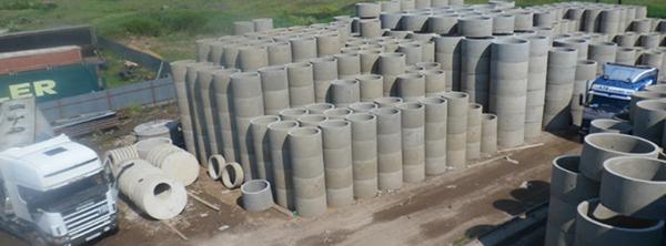 бетонные колодцы