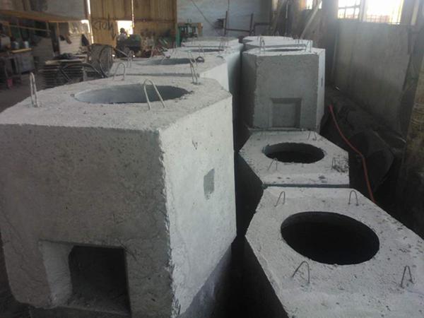 классификация бетонных колодцев
