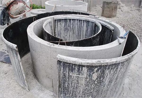 изготовление бетонных колец