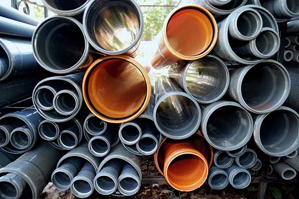 Канализационные пластиковые трубы