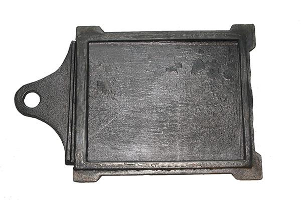 Чугунная запорная арматура для печной двери