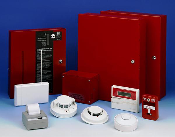 Приборы пожарной сигнализации