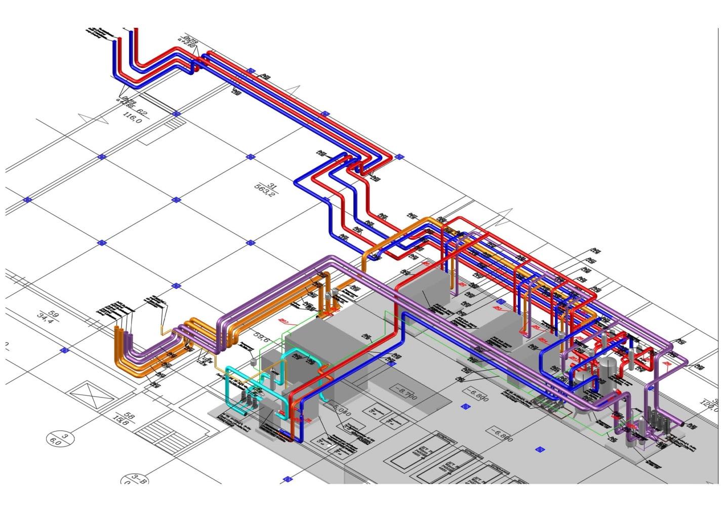 Этапы проектирования инженерных систем