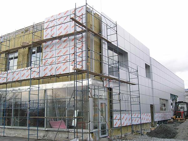 Виды зданий