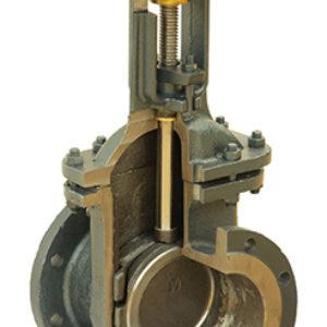 Стальные задвижки для водопровода: устройство и принцип работы