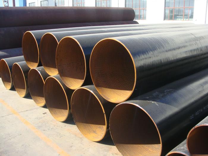 Разновидности и свойства стальных труб