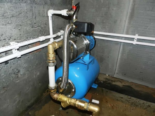 Какую лучше выбрать автоматическую станцию водоснабжения для частного дома