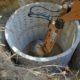 Сливной колодец: выбор материала и места установки