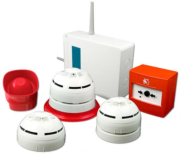 Виды датчиков пожарной сигнализации, достоинства и недостатки
