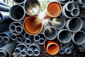 Преимущества пластиковых канализационных труб