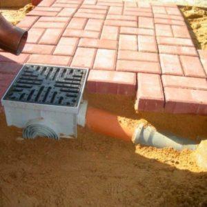 Что такое колодец ливневой канализации и его устройство