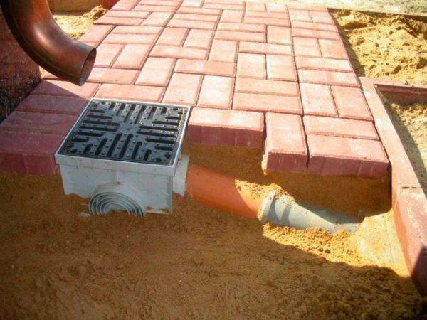 Ливневая канализация конструктивные особенности