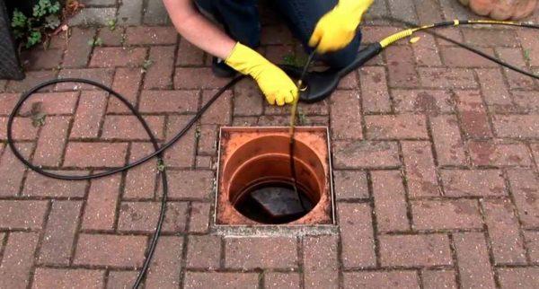Ливневая канализация обслуживание