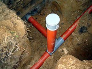 Как правильно монтировать наружную канализацию из ПВХ