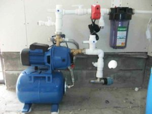 Выбираем бытовые насосные станции водоснабжения для частного дома