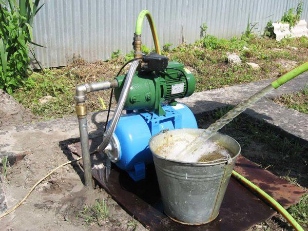 Насосная станция водоснабжения частного дома обслуживание
