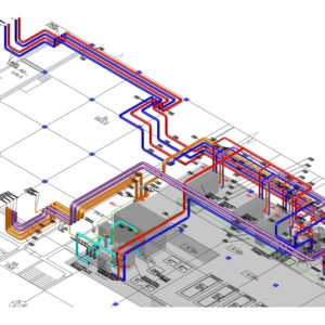 Этапы проектирования инженерных систем зданий