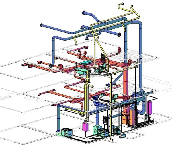 Проектирование канализации и водоснабжения