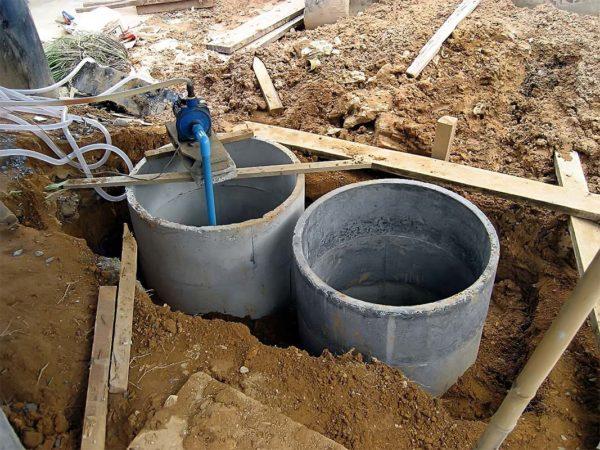 Прокладка канализации в частном доме своими руками