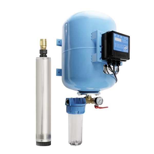 Система автоматической защиты скважины