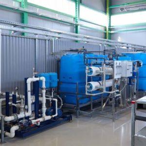 Какие есть технологии химической очистки сточных вод