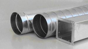 Свойства вентиляционных труб и сферы применения
