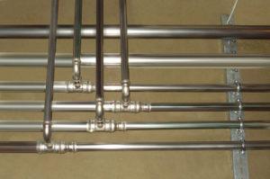 Оцинкованные трубы: сфера их применения, особенности, преимущества, разновидность