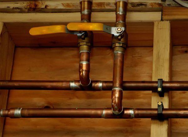 Трубы канализационные для наружной канализации медные