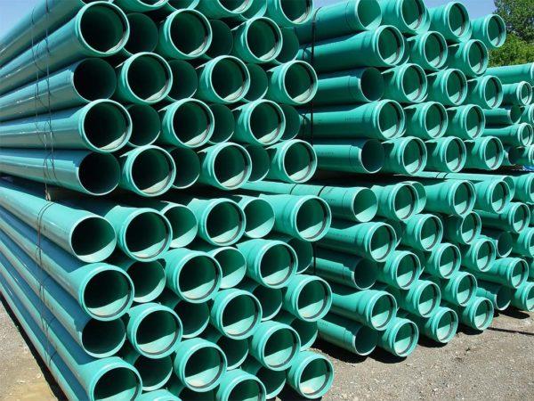 Трубы канализационные для наружной канализации ПНД