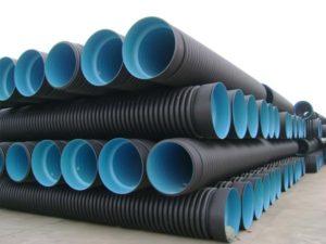 Советы по подбору канализационных труб для наружной канализации