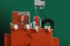 Принцип работы канализационного затвора с электроприводом