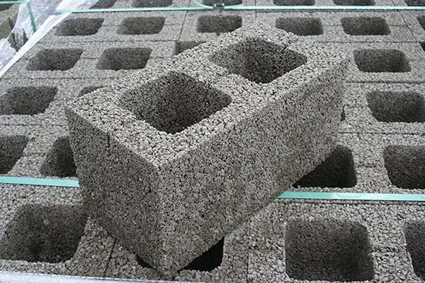 блок для строительства