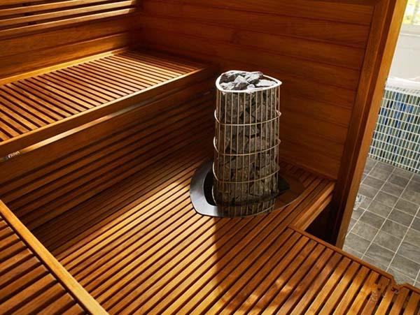 електрическая печь для бани