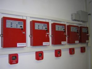 Назначение автоматической установки пожарной сигнализации