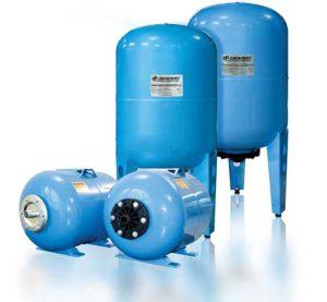 Гидроаккумулятор для систем водоснабжения: устройство и принцип работы