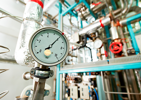 манометр давления воды