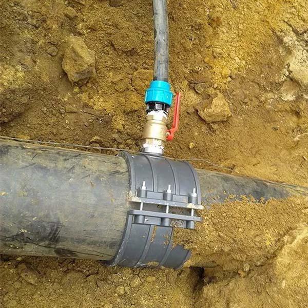 подключение к сети водоснабжения