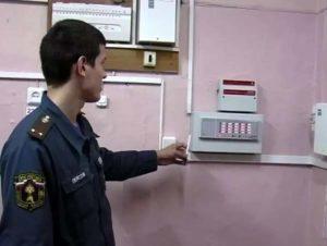 Как проводится проверка пожарной сигнализации