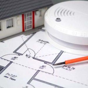 Проектирование пожарной сигнализации на складе: правила и стандарты