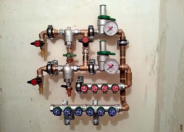 редукторы давления в системе водоснабжения