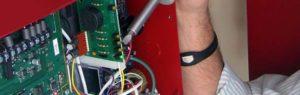 Как проходит ремонт пожарной сигнализации