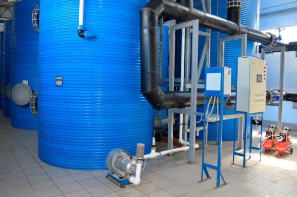 Особенности водопровода