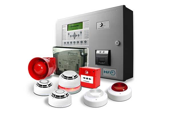 Обзор оборудования для пожарной сигнализации