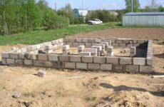 Баня из блоков: особенности и этапы строительства