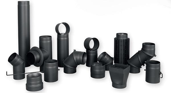 трубы для бани из черного металла