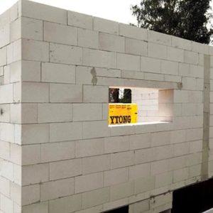 Как построить гараж из пеноблоков: особенности возведения и преимущества
