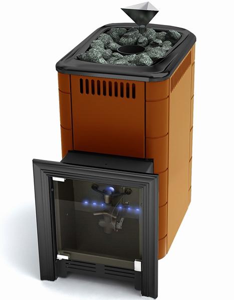 газовая печь для бани Термофор