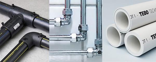 Размеры труб для водопровода, какие бывают, как рассчитать