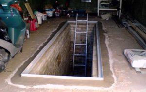 Как сделать смотровую яму: какие есть стандарты и материалы