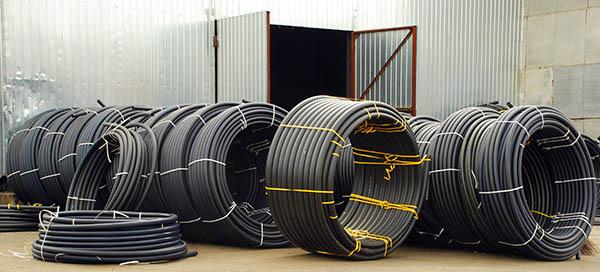 полиетиленовые трубы для водопровода